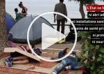 Conditions critiques pour les réfugiés bloqués sur l'île de Kos en Grèce