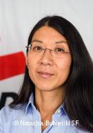 Pour Joanne Liu la lutte contre Ebola n'est pas finie