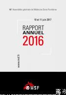 Rapport Annuel MSF 2016-2017