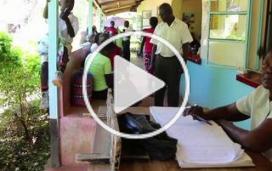 Journal du mois de mai 2014 : RCA, Ethiopie, Kenya, paludisme, physiothérapie