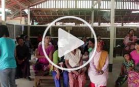 Birmanie (Myanmar) : réduire les souffrances des malades du sida