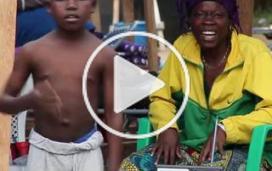 Mamadee, l'enfant qui a vaincu Ebola
