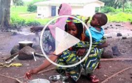 Cameroun – La faim des réfugiés