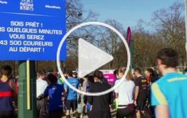 Semi-marathon de Paris 2015: 155 coureurs relèvent le défi MSF