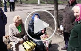 Ukraine : de retour de Louhansk