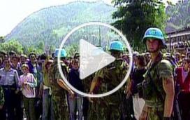 Bosnie : il y a vingt ans, Srebrenica