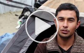 Rejoindre la Grèce à la nage - Rencontre dans la jungle de Calais
