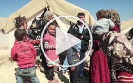 Syrie, coincés entre deux feux