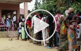 RD Congo, endiguer l'épidémie de fièvre jaune