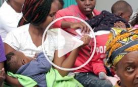 """Kenya – Campagne """"N'excusez pas les abus"""""""