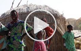 Tchad – Rescapés des combats, oubliés dans le désert