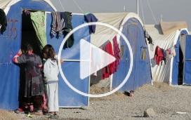 Irak : auprès des déplacés traumatisés de Mossoul