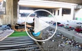 Harcèlement policier et conditions de vie difficiles pour les migrants à Paris