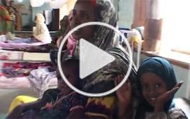 B-roll  : réfugiés somaliens à Dadaab, Kenya