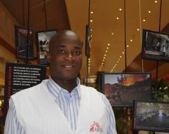 Tinsakre, médiateur pour MSF
